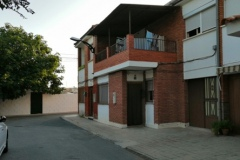 Se vende Casa Adosada barrio nuevo Zujar Fachada delantera