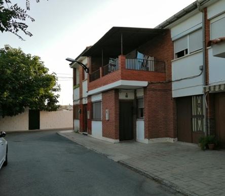 Se Vende Casa en Plaza Barrio Nuevo de Zújar (Granada)