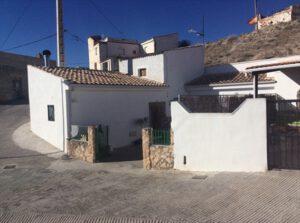 Se vende Casa Cueva en Zújar Granada