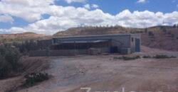 Finca Rustica con Casa Cueva en Zujar