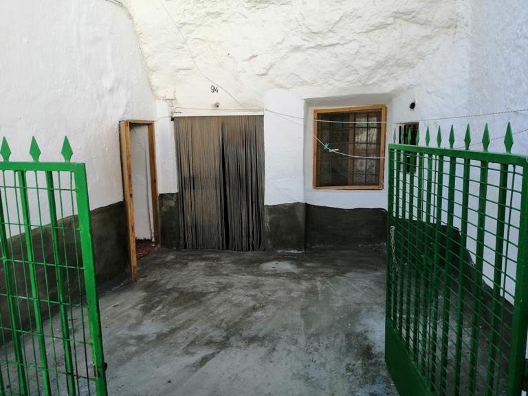 Casa Cueva en Zujar Granada
