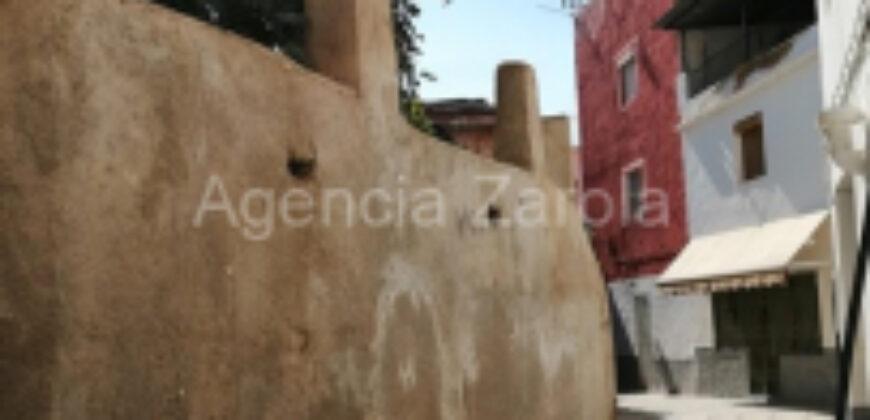 Terreno Urbano junto al Ayuntamiento de Zújar